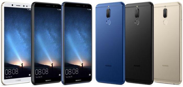 Huawei Mate 10 Lite: подробности об упрощенной версии флагмана – фото 1