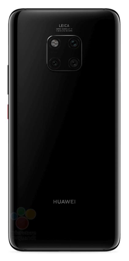 Huawei Mate 20 Pro в трех цветах на официальных пресс-изображениях – фото 3