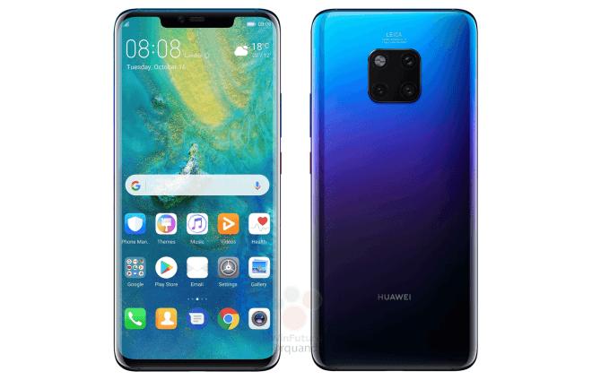 Huawei Mate 20 Pro: все что известно о флагмане – фото 1