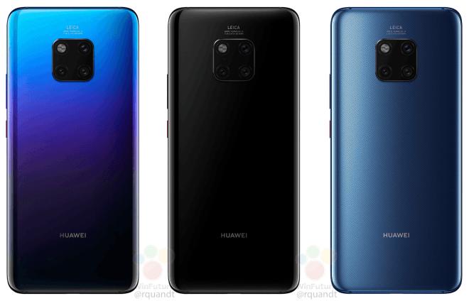 Huawei Mate 20 Pro: все что известно о флагмане – фото 4