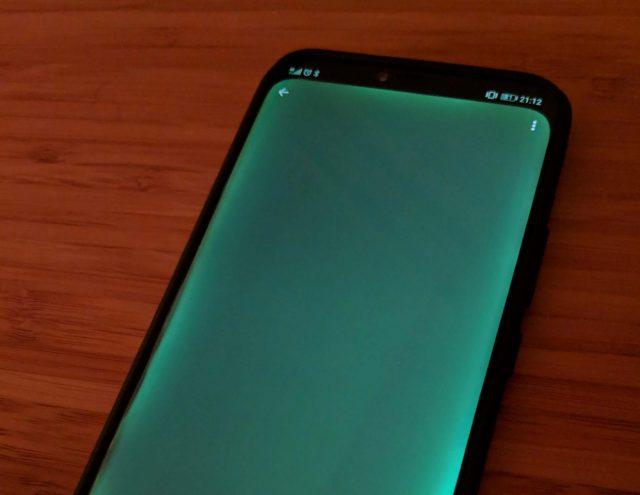 У Huawei Mate 20 Pro обнаружена проблема с OLED-дисплеем – фото 2
