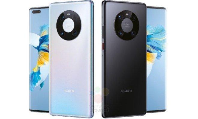 Знакомимся с Huawei Mate 40 Pro уже сейчас – фото 1