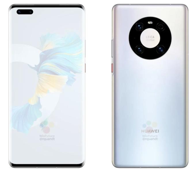 Знакомимся с Huawei Mate 40 Pro уже сейчас – фото 2