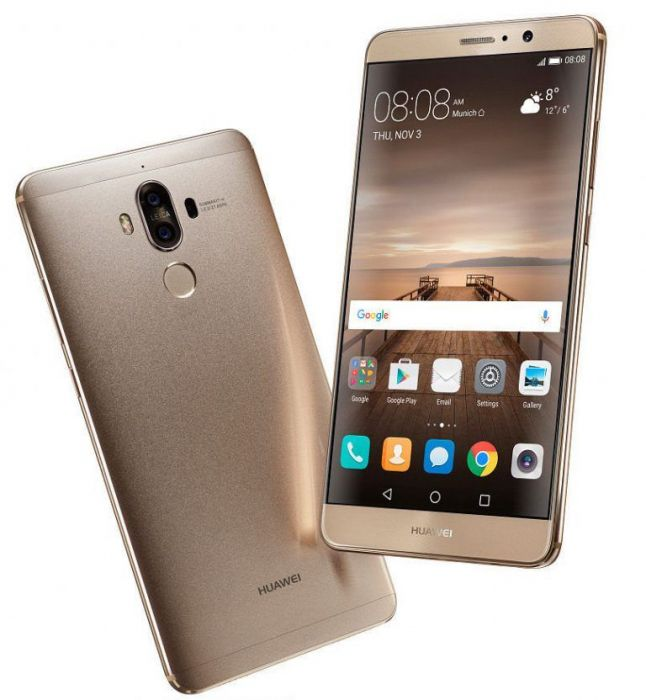 Цена Huawei Mate 9 в Китае будет ниже – фото 1