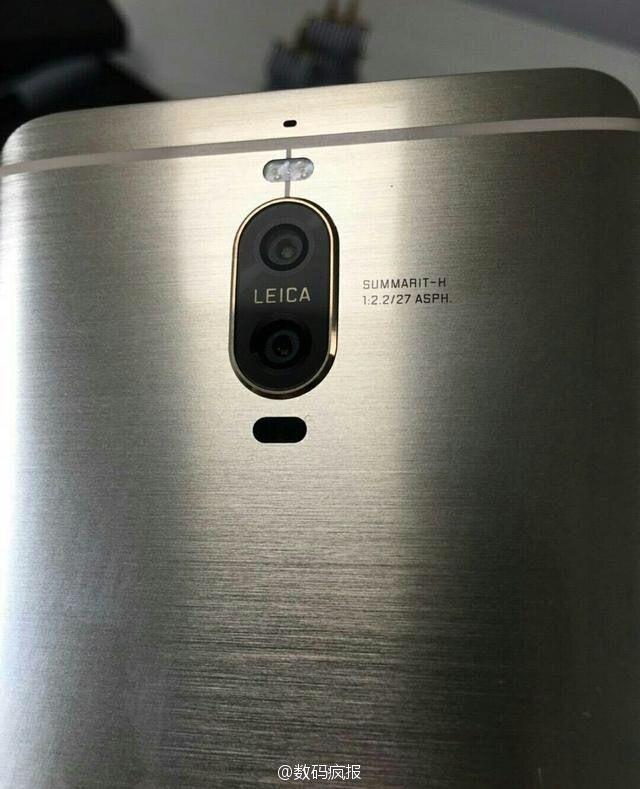 Huawei Mate 9 Pro показался на реальных снимках – фото 5