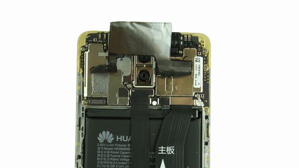 Специалисты разобрали Huawei Mate 9 на части – фото 9
