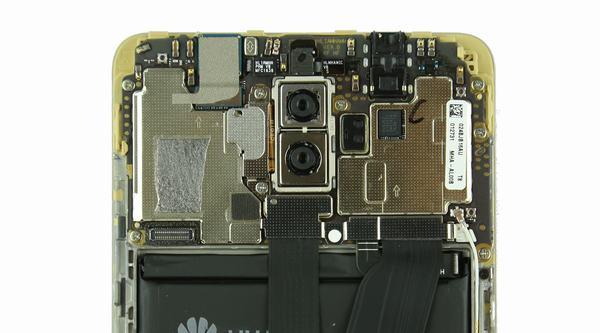 Специалисты разобрали Huawei Mate 9 на части – фото 10