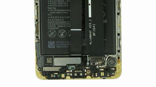Специалисты разобрали Huawei Mate 9 на части – фото 15
