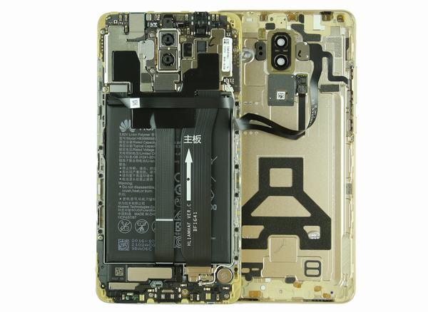 Специалисты разобрали Huawei Mate 9 на части – фото 6