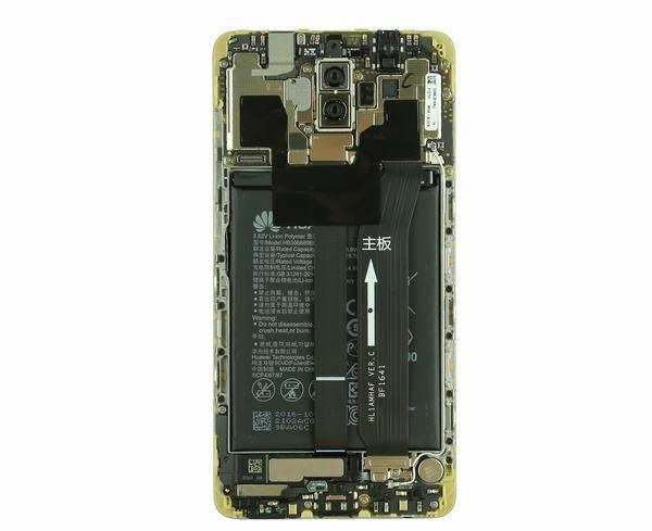Специалисты разобрали Huawei Mate 9 на части – фото 8