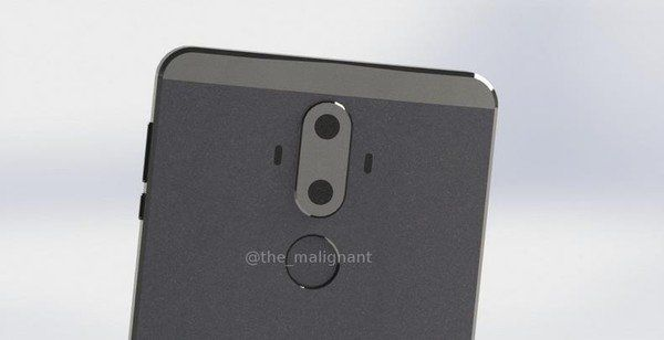 Huawei Mate 9: очередные рендеры демонстрируют внешний вид флагмана – фото 3