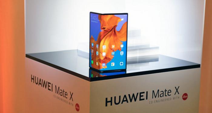 Huawei Mate X выйдет не позднее сентября с установленным Android – фото 2