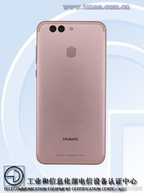 Huawei Nova 2 сертифицирован в Китае – фото 2