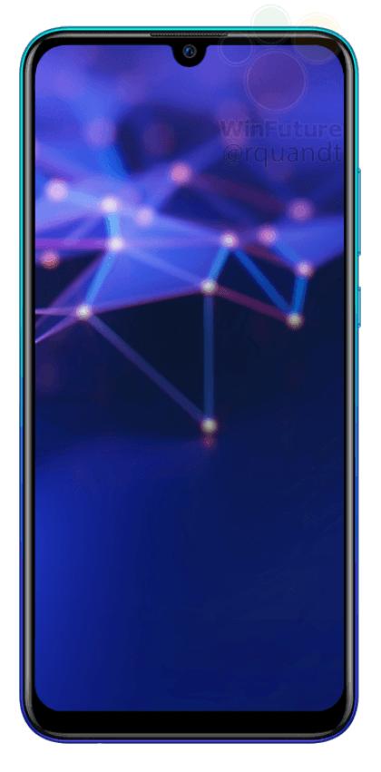 Это Huawei P Smart (2019): изображения и характеристики – фото 1
