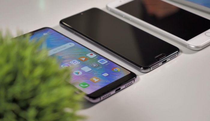 Huawei P20 Pro против 4 флагманов в тесте на автономность, кто победил? – фото 1