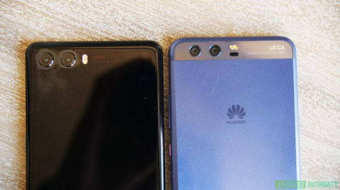 Прототип Huawei P20 показали со всех сторон – фото 4