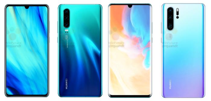 Семейство Huawei P30: названы основные технические характеристики – фото 1