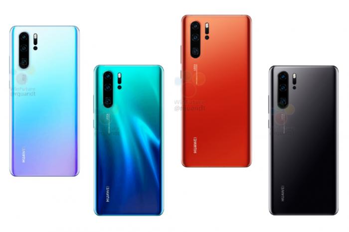 Семейство Huawei P30: названы основные технические характеристики – фото 2