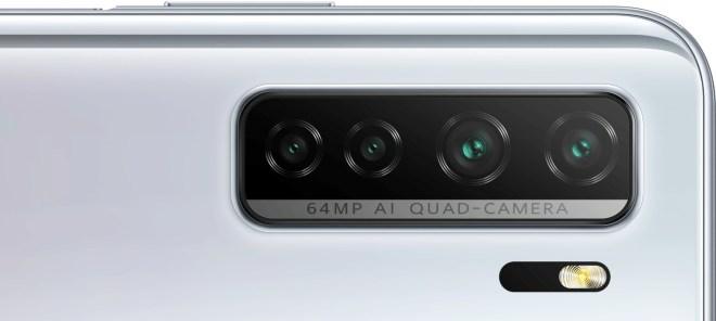 Готовится к выходу Huawei P40 Lite 5G – фото 3