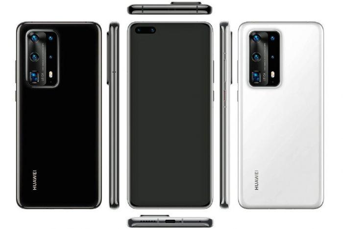 Утечка характеристик Huawei P40 Pro Premium Edition – фото 1