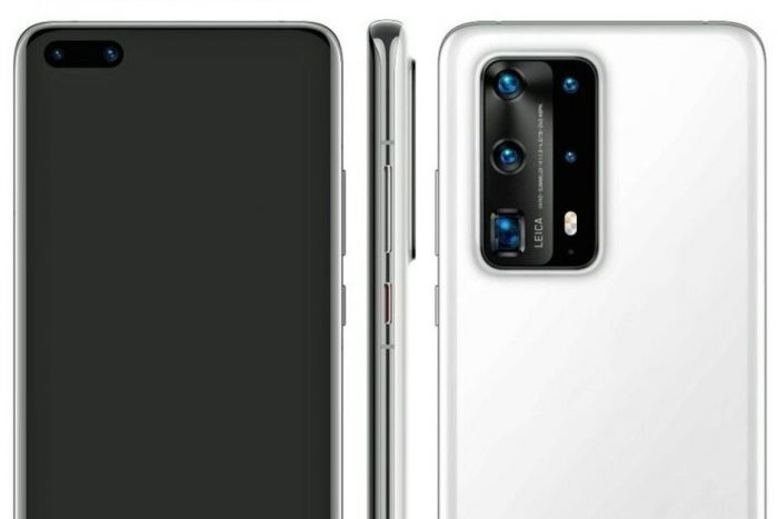 Утечка характеристик Huawei P40 Pro Premium Edition – фото 3