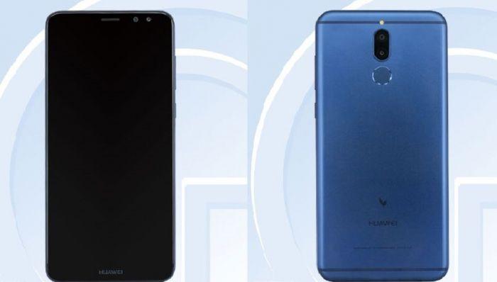 Неизвестный безрамочный смартфон Huawei сертифицирован в Китае. Huawei Mate 10 Lite? – фото 1