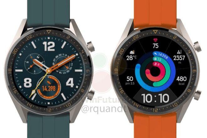 Huawei работает над двумя новыми умными часами без WearOS – фото 1