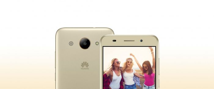 Huawei Y3 2017 и Y7: представлены новинки бюджетного класса – фото 2