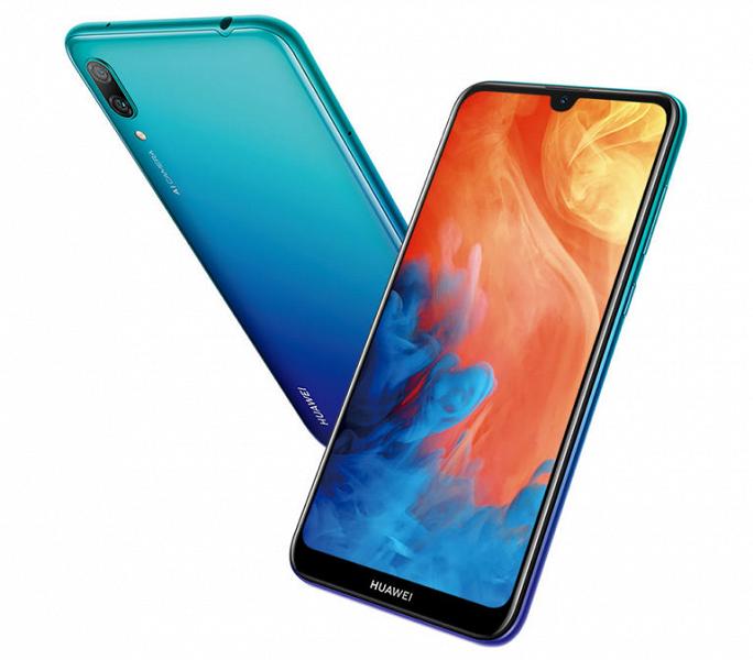 Представлен Huawei Y7 Pro (2019) с большим экраном и емкой батарейкой – фото 1