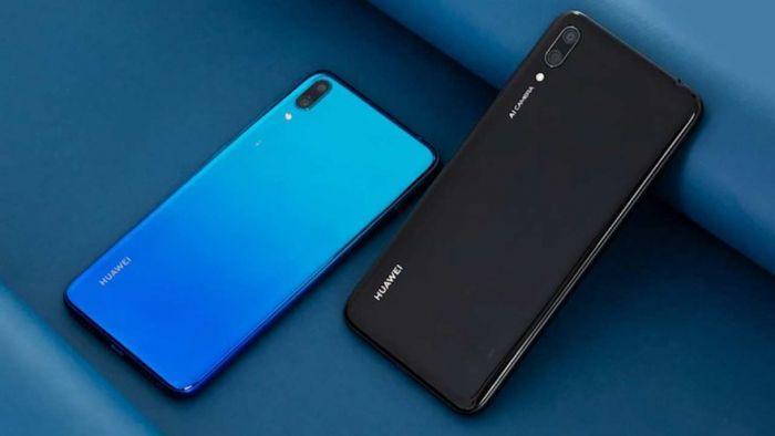 Huawei Y7 (2019) вышел в Европе – фото 2