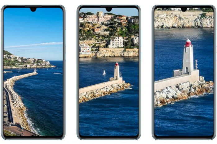 Huawei начала показывать рекламу на экране блокировки – фото 1