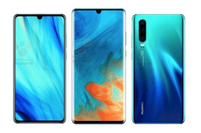 Покупка семейства Huawei P30 будет недешевым удовольствием – фото 1