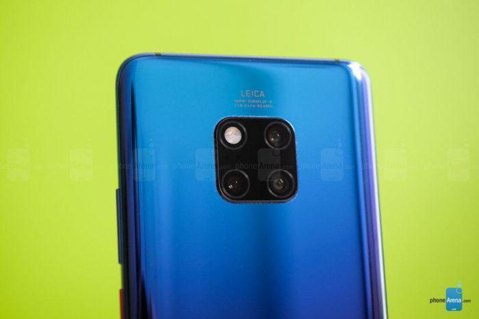 Смартфону Huawei с четырьмя датчиками в основной камере быть – фото 1
