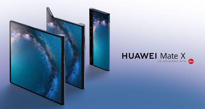 Huawei Mate X выйдет не позднее сентября с установленным Android – фото 1