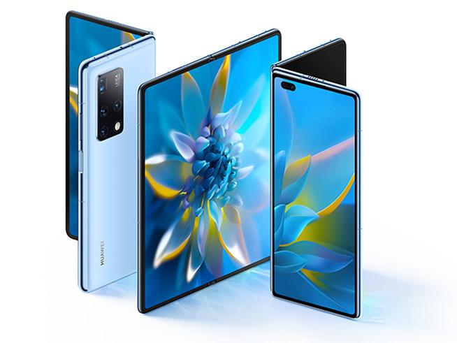 Представили складной Huawei Mate X2 – фото 7