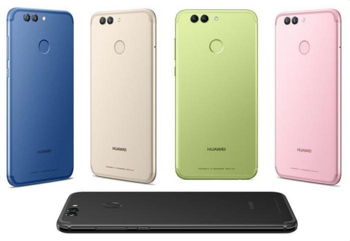 7 новых китайских смартфонов декабря 2017 – фото 4