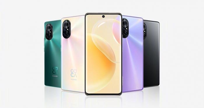 Представлены Huawei Nova 8 и Nova 8 Pro: 120 Гц-дисплей, зарядка на 66 Вт и квадрокамера – фото 1