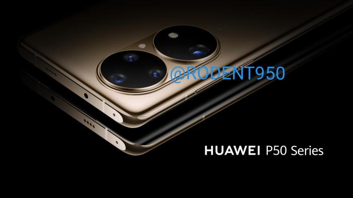 Опубликовали пресс-фото Huawei P50 Pro – фото 1