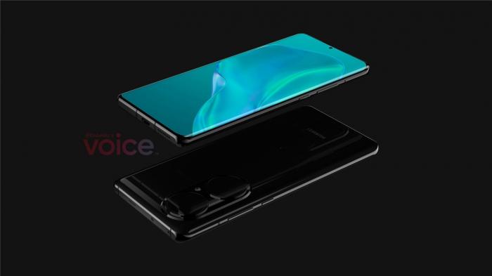 Двойная основная камера? Huawei P50 Pro на рендерах от достоверного источника – фото 3