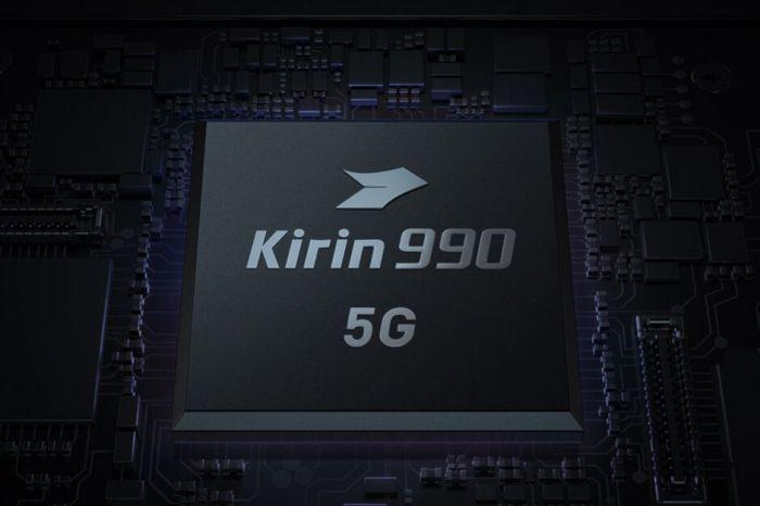 флагманский чип Huawei анонсирует на выставке IFA
