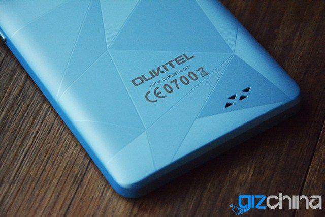 Oukitel C3: реальные снимки подтверждают текстуру с гранями алмаза тыльной крышки – фото 1