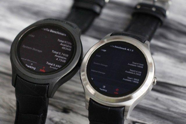 Представили смарт-часы No.1 D5+ – фото 1