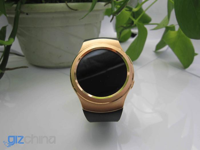 No.1 G3 – доступная реплика смарт-часов Samsung Gear S2 – фото 1