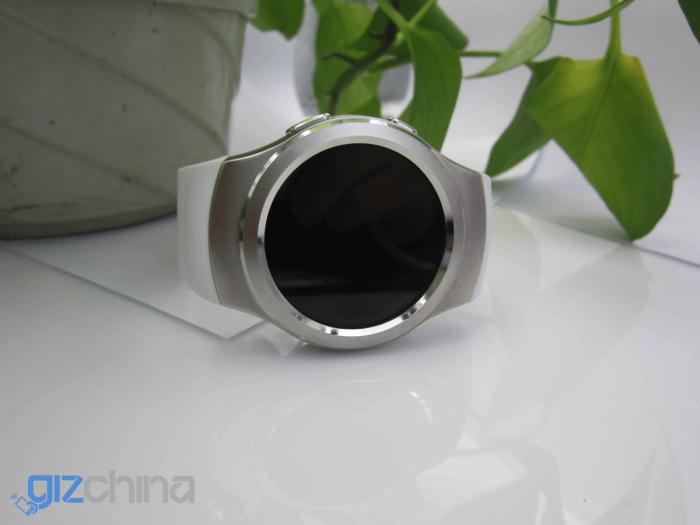No.1 G3 – доступная реплика смарт-часов Samsung Gear S2 – фото 2