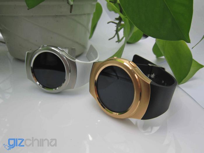 No.1 G3 – доступная реплика смарт-часов Samsung Gear S2 – фото 3