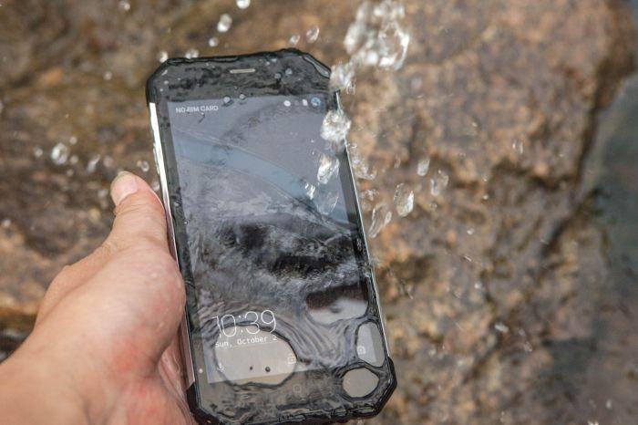 Nomu S30 - защищенный смартфон (IP68) с Helio P10, 4 ГБ ОЗУ и батареей на 5000 мАч – фото 2