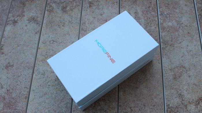 Morefine Max 1: симпатичный и доступный смартфон – фото 1