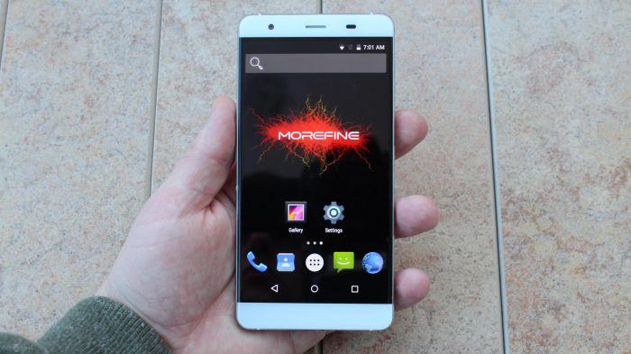 Morefine Max 1: симпатичный и доступный смартфон – фото 3
