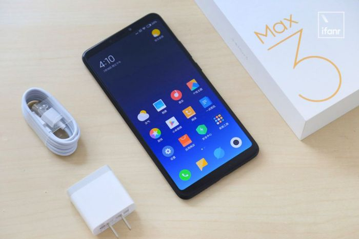 Анонс Xiaomi Mi Max 3: еще больше экрана, камер и миллиампер в батарейке – фото 2