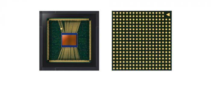 Samsung создала 20 Мп датчик изображения для «дырявых» дисплеев – фото 1